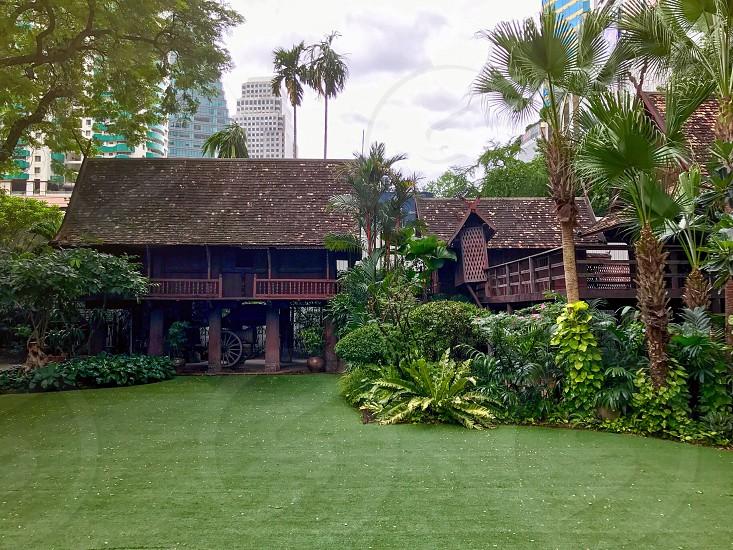 Kamthieng House Museum on Asoke-Sukhumvit Road Bangkok Thailand photo