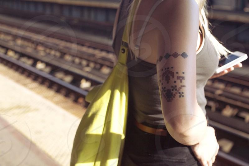 Anne's tattoos  photo