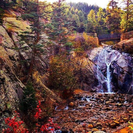 Waterfall Hellen Hunt Falls photo