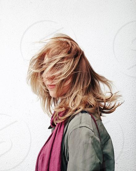 Windy photo