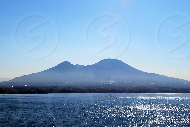 Naples - Mount Vesuvius photo