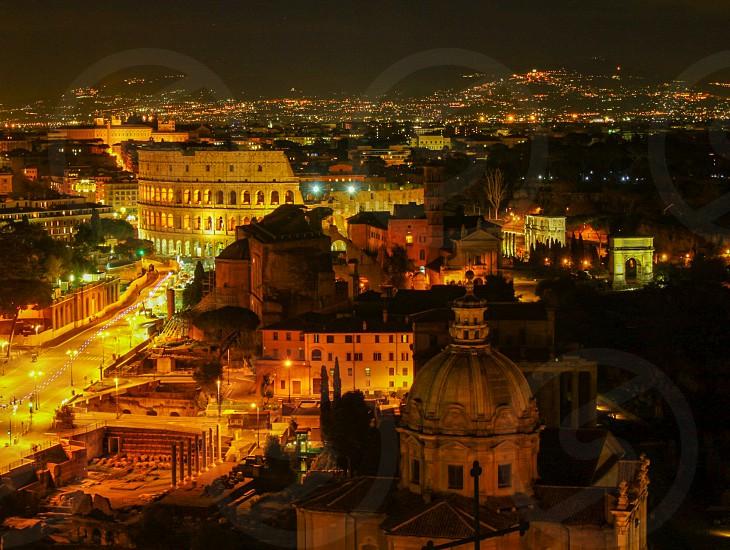 Colloseum Rome photo