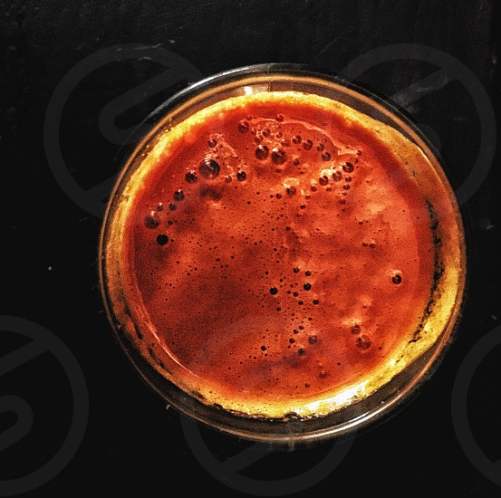 Healthy citrus carrot juice  photo