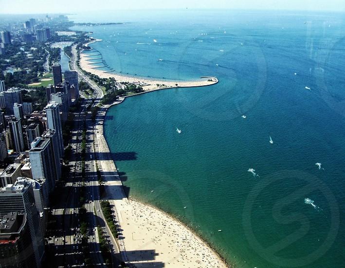 beach view photo