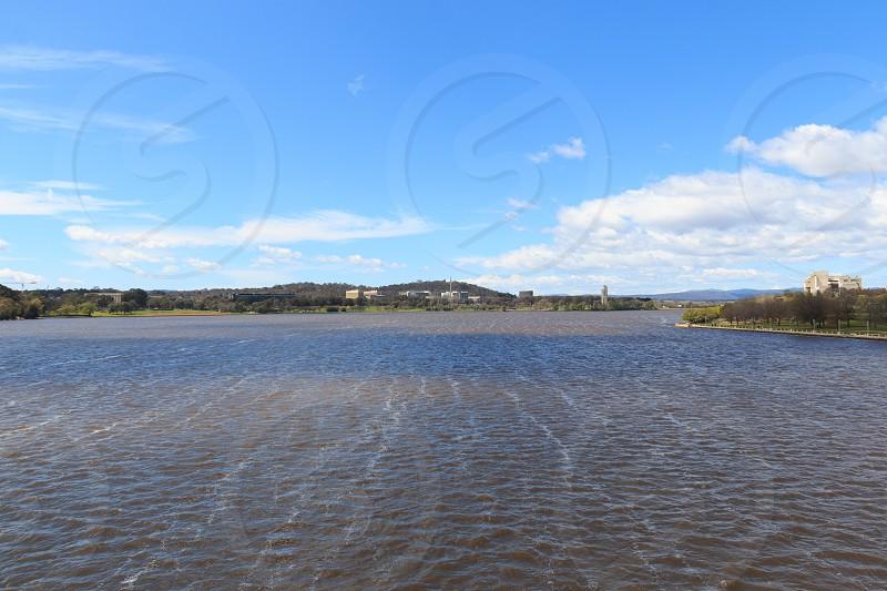 Lake Burley Griffin - Australia Capital Territory photo