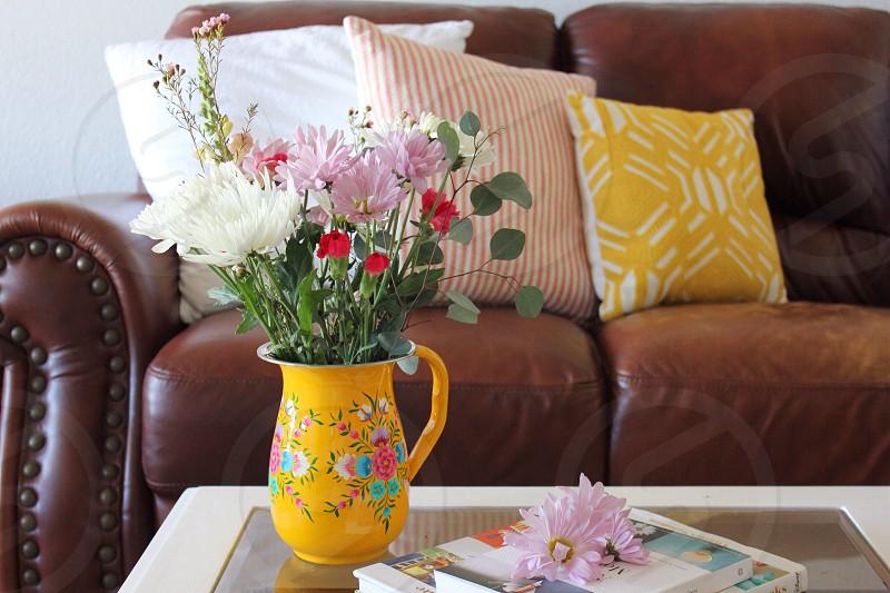 Bright bouquet  photo