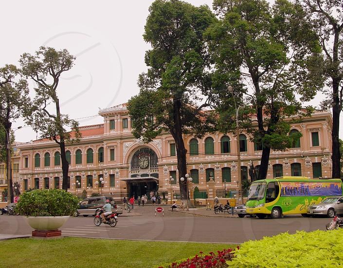 Saigon - Central Postal Office photo