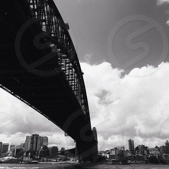 Sydney B&W - Part One photo