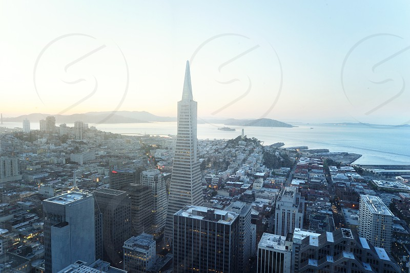 metropolis view  photo