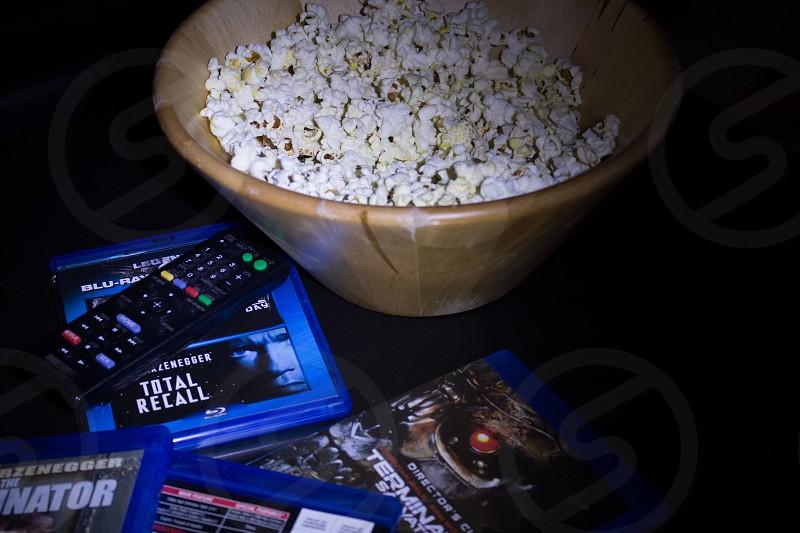 Movie Night! Popcorn is ready ! photo