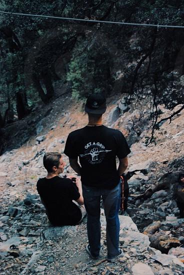 Hiking photo