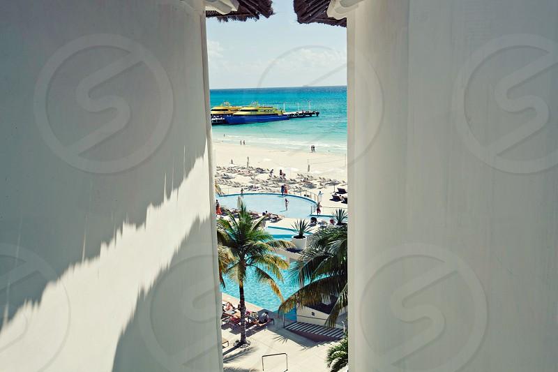 pool view photo