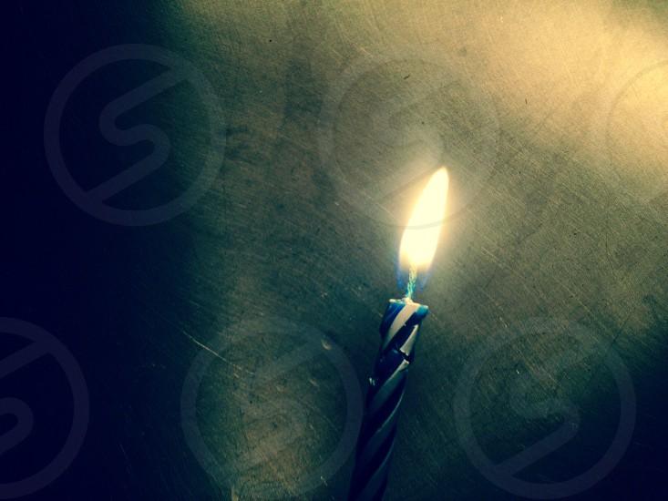 Make a wish. photo
