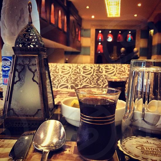 Arabic style photo