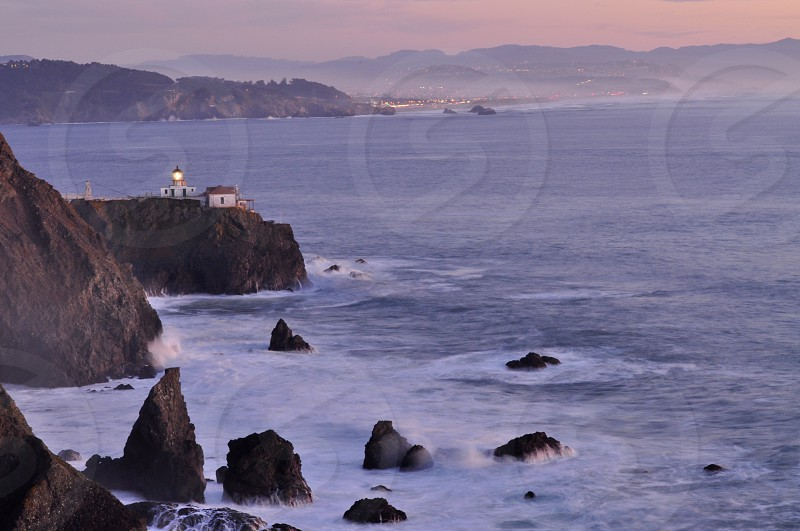 Point Bonita Lighthouse photo