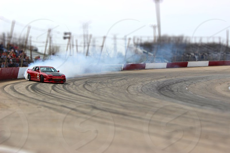 Drift Movement Columbus Motor Speedway photo