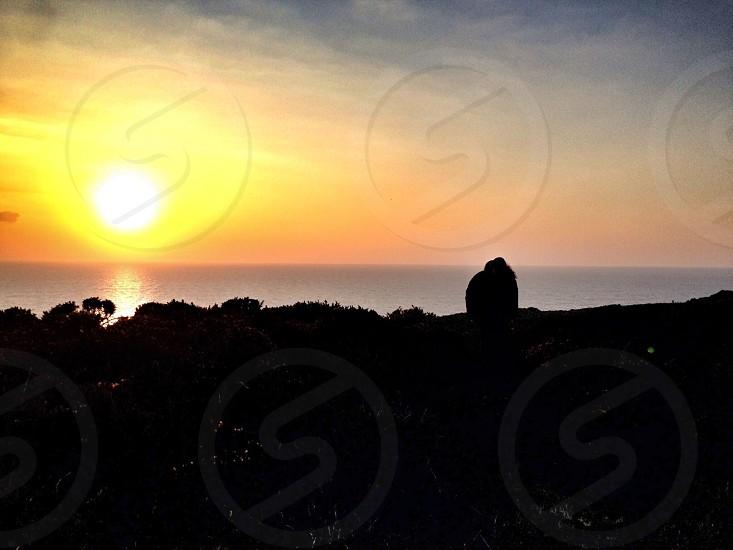 Cornish coast photo