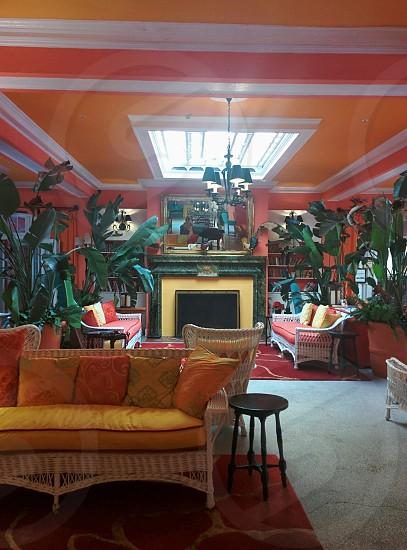 Delray Beach Hotel Florida Fireplace photo