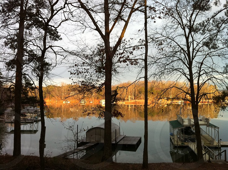Renear lake Dawsonville GA photo