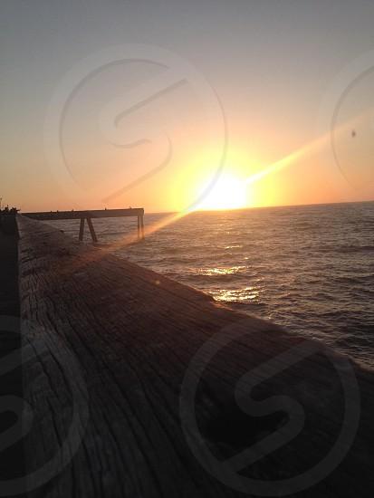 Sunset blues... photo