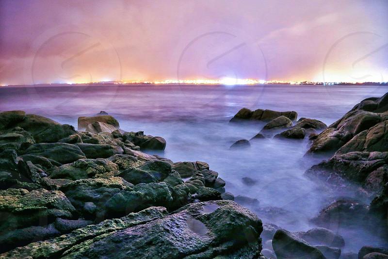 Ocean nature photo