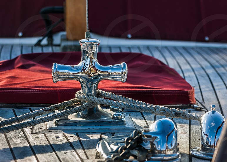 cleats and rigging photo