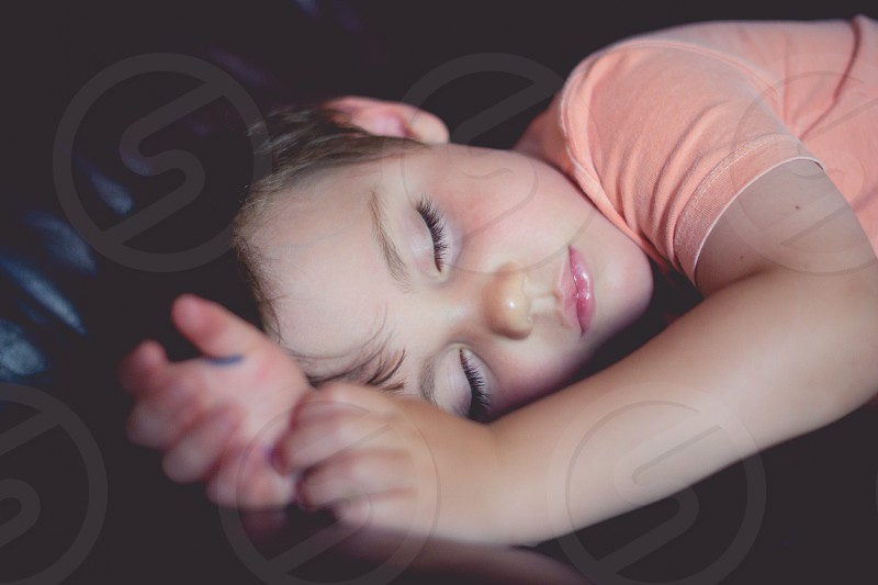 Sweet dreams sleep rest relaxation nap photo