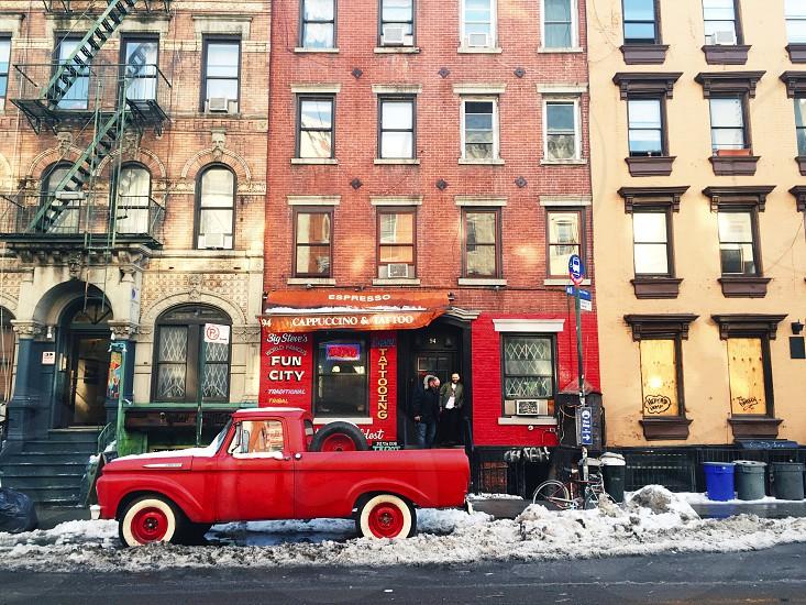 Vintage car edited in Priime using embody photo