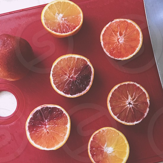 Inside Blood Oranges photo