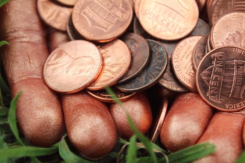 Copper.  photo