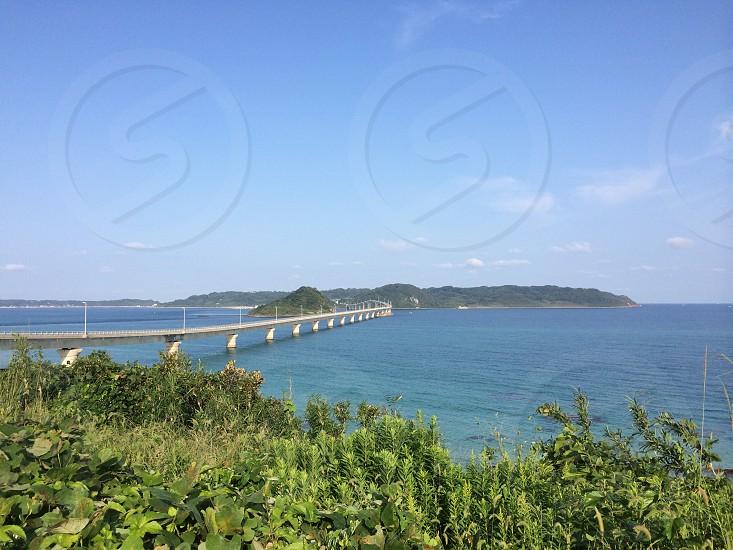 角島大橋 photo