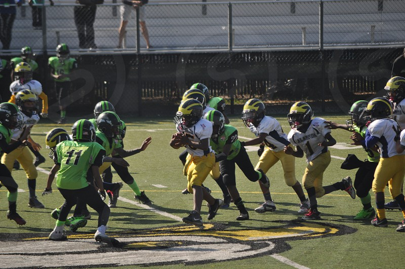 Youth Football photo