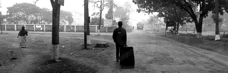 travelnaturecold theme photo