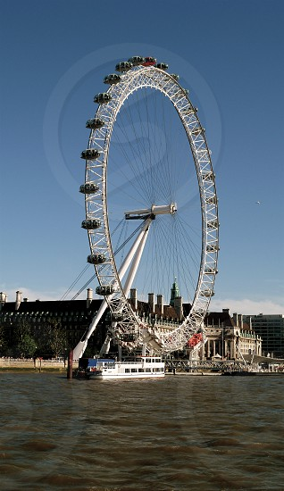 London Eye London England photo
