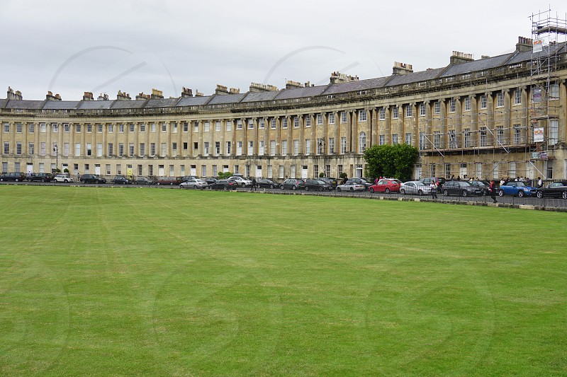 Royal Crescent - Bath England photo