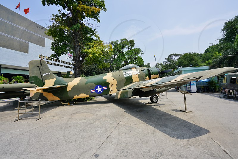 War Remnants Museum - Ho Chi Minh City (Saigon) Vietnam photo