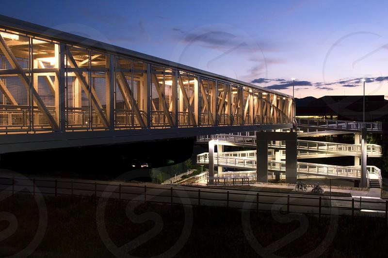 Max Station Bridge Fort Collins CO photo