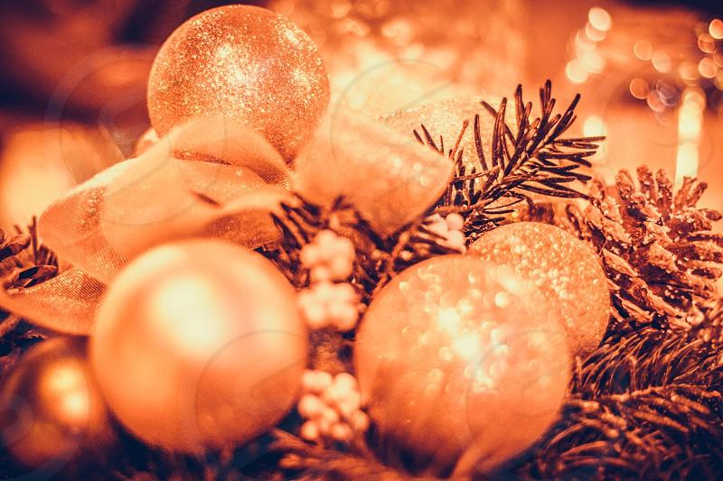 Christmas Ornamentation photo