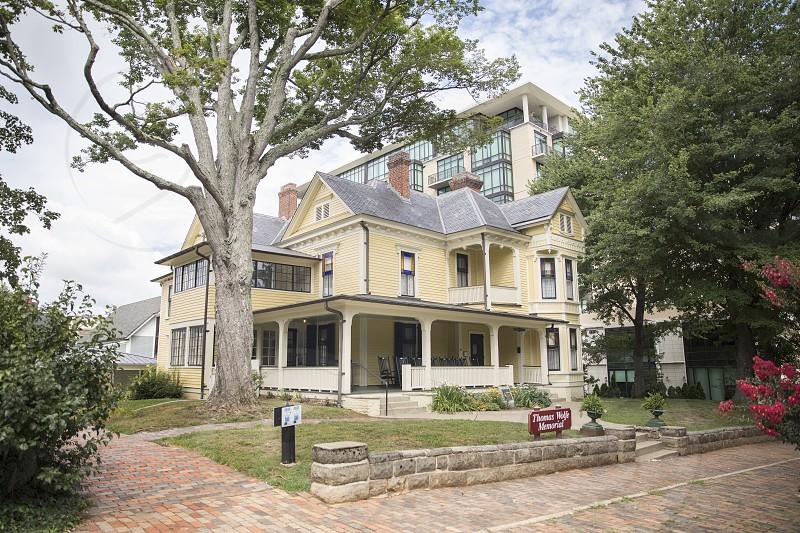 Thomas Wolfe house; Asheville; North Carolina; architecture; historic; writer photo