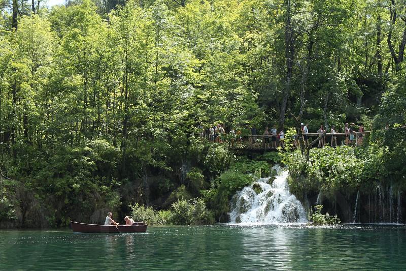 Plitvice Lakes photo