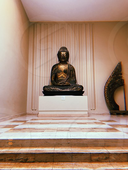 Buddha- Nelson Atkin's Museum photo