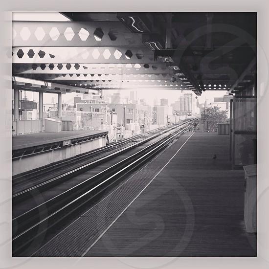 Train to wherever photo