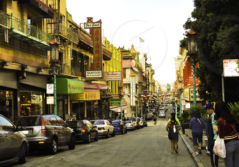 Authentic China Town  photo