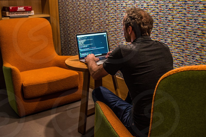 Working computer photo