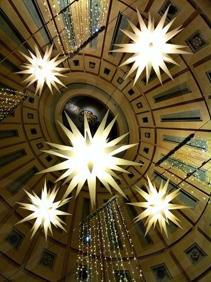 Rotunda ornaments. Faneuil Hall. Boston. photo