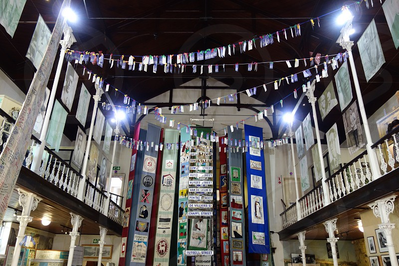 District Six museum in Cape Town South Africa photo