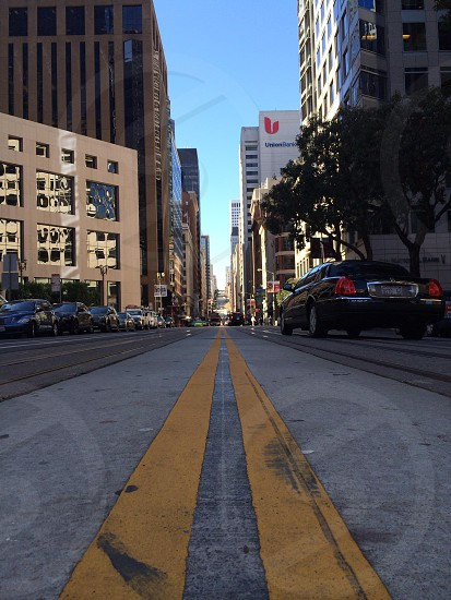 Streets of SF photo