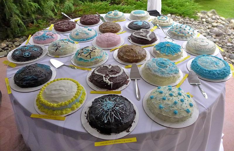 wedding cakes photo