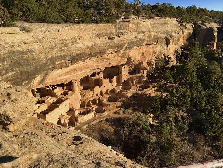 Cortez CO Gateway to Mesa Verde National Park. photo