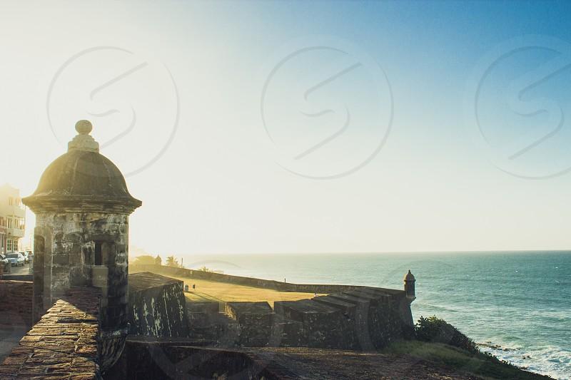 Old San Juan Puerto Rico photo